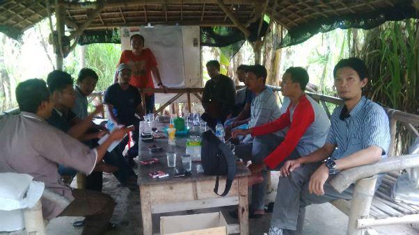 pendidikan agroekologi SPI Tuban