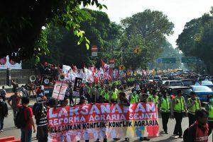 Hari Tani Nasional 2016 di Jakarta
