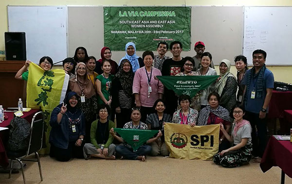 La Via Campesina Training Asia