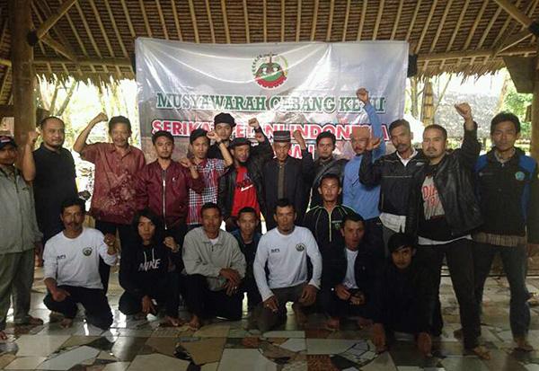 musyawarah cabang III SPI Sukabumi