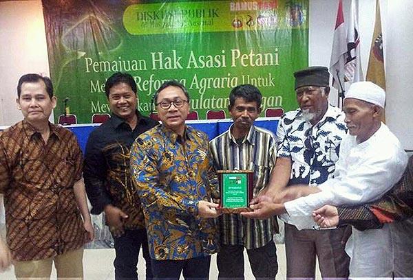 Diskusi BAMUSTANI Hari Hak Asasi Petani Indonesia_2