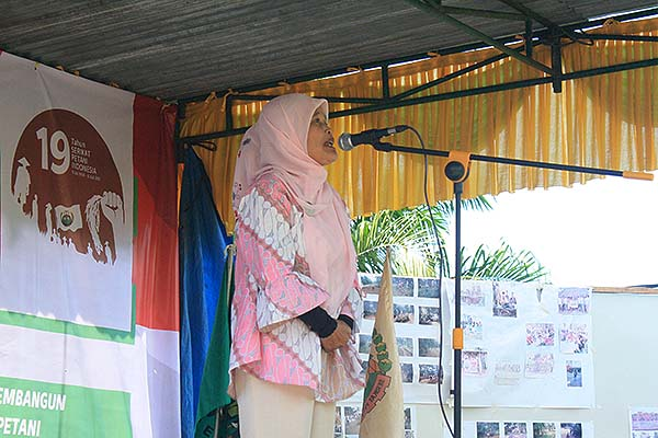 19 Tahun SPI_Zubaidah Ketua SPI Sumatera Utara
