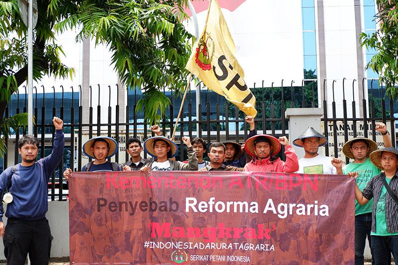 Aksi SPI di Kementerian ATR_BPN_4