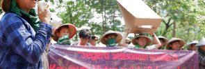 Aksi di Kementerian Lingkungan Hidup_2