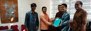 SPI Sumatera Barat berjumpa dengan Staf KSP